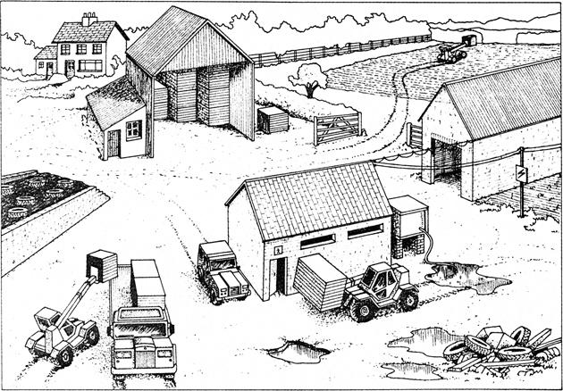 Spot the Hazards - Farm Yard - Newlands TrainingNewlands Training